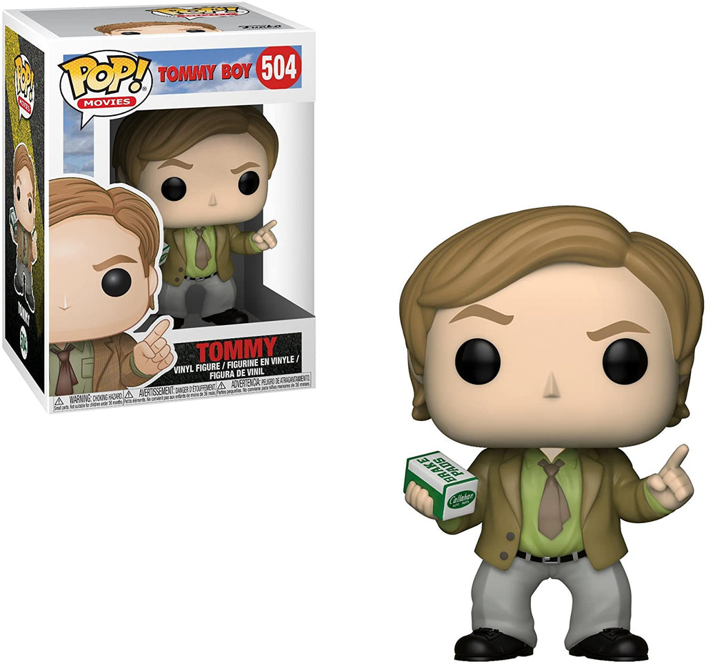 Funko Pop Movies -Tommy Boy - Tommy #504