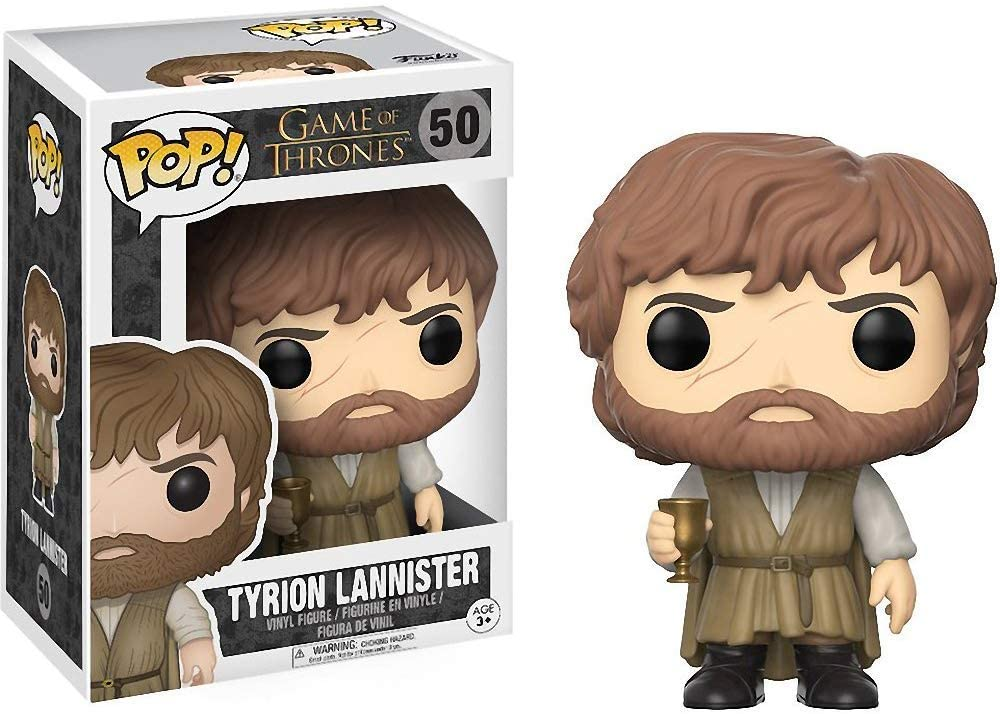 Funko Pop - Game of Thrones - Tyrion Lannister #50