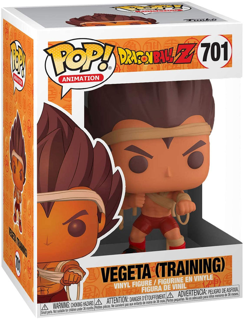 Funko Pop Animation - Dragon Ball Z - Vegeta (Training) #701
