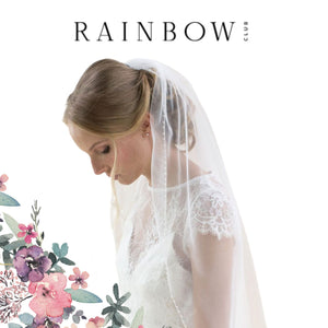 Rainbow Club Bridal Veils