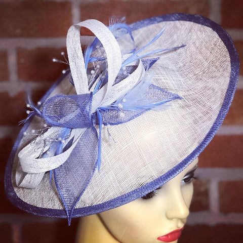 White/Ivory Gallery Hats & Fascinators