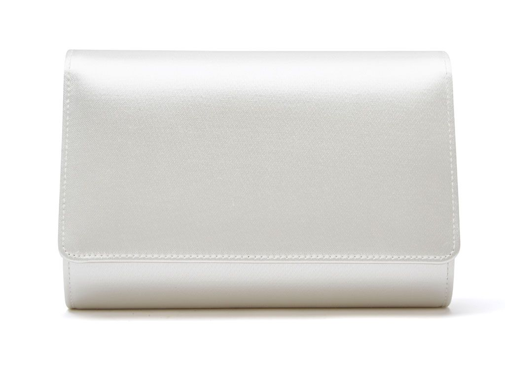 DAFNEE - Satin Clutch Handbag