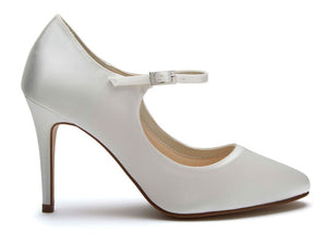 HANA - Mary Jane Satin Shoes
