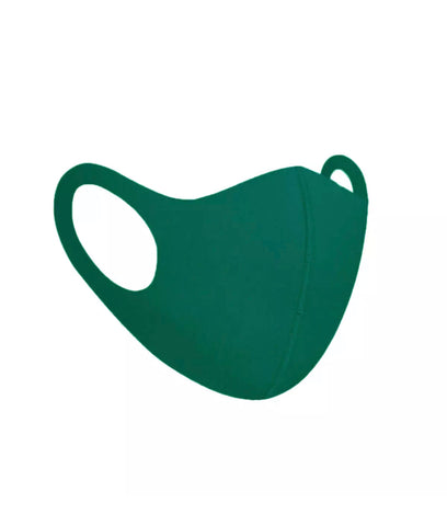 Green Unisex Face Mask