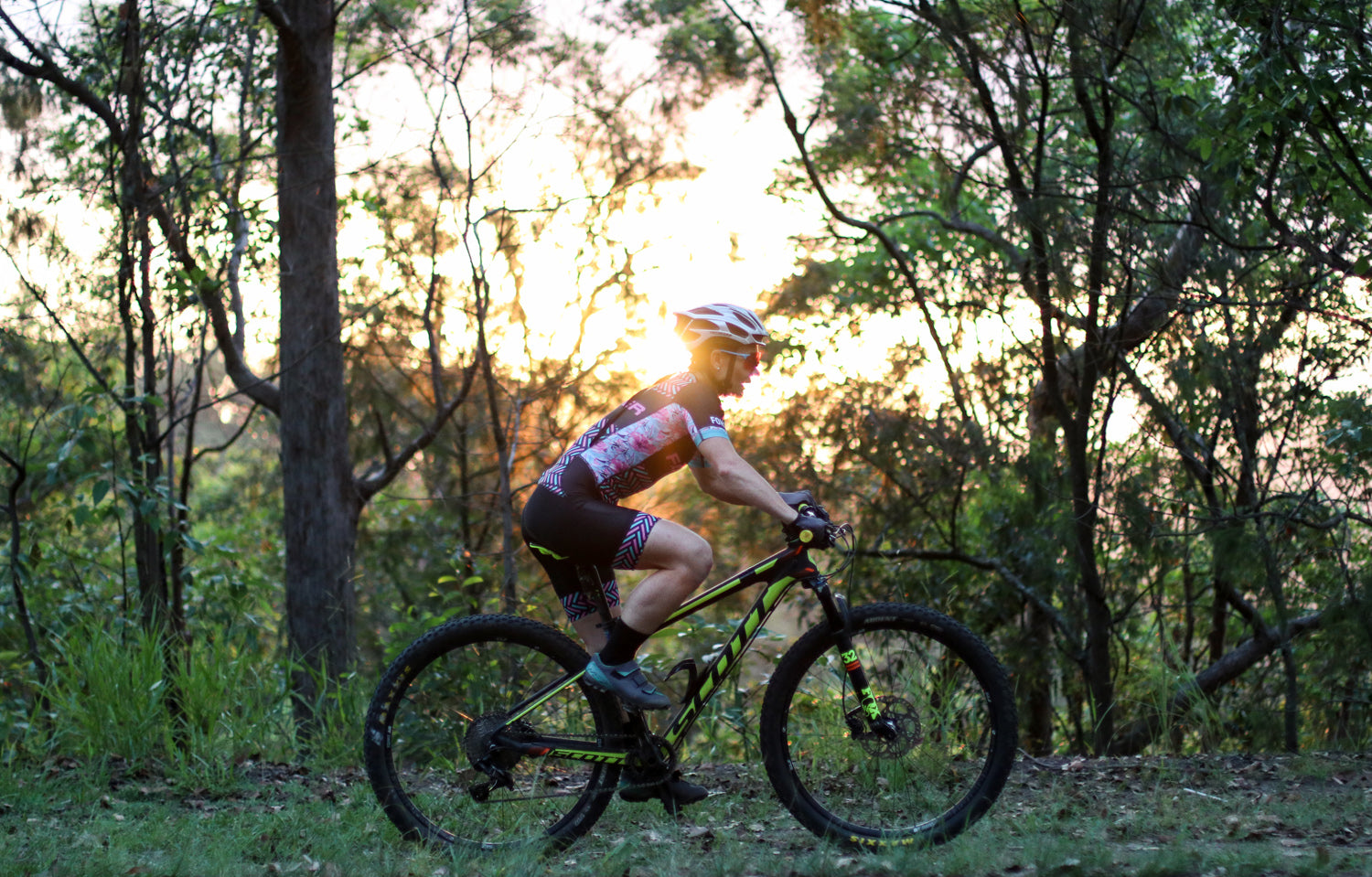 Leela Hancox Off Road Triathlete