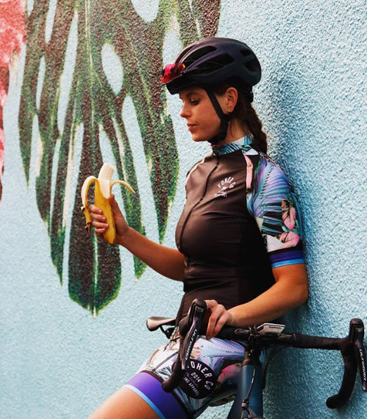 Women's Palmeta Cycle Kit available via our ARCHIVE SVC
