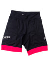 Women's Black-Pink Smoochy Tri Hipster