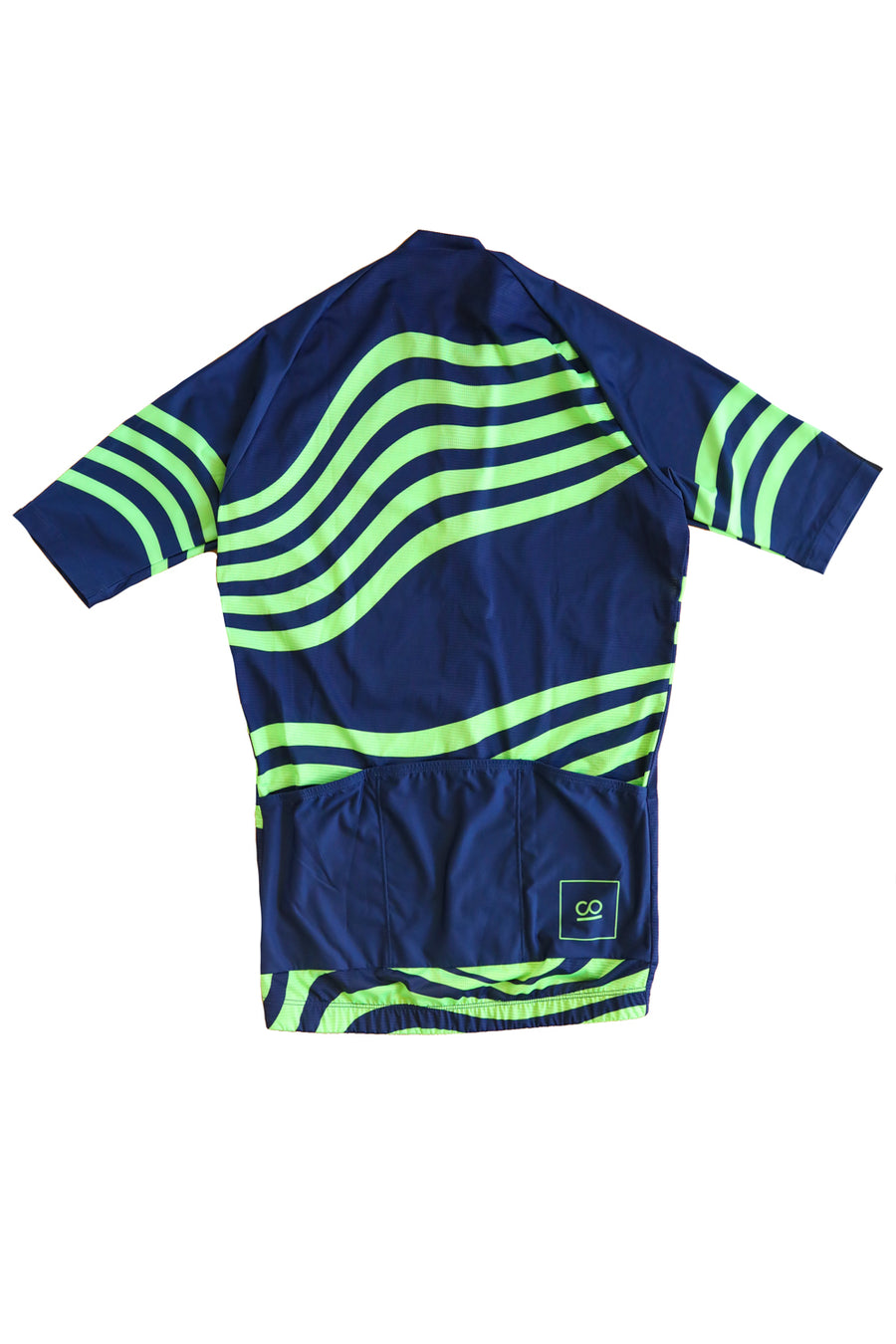 Men's Atlas Cycle Jersey Navy ARC