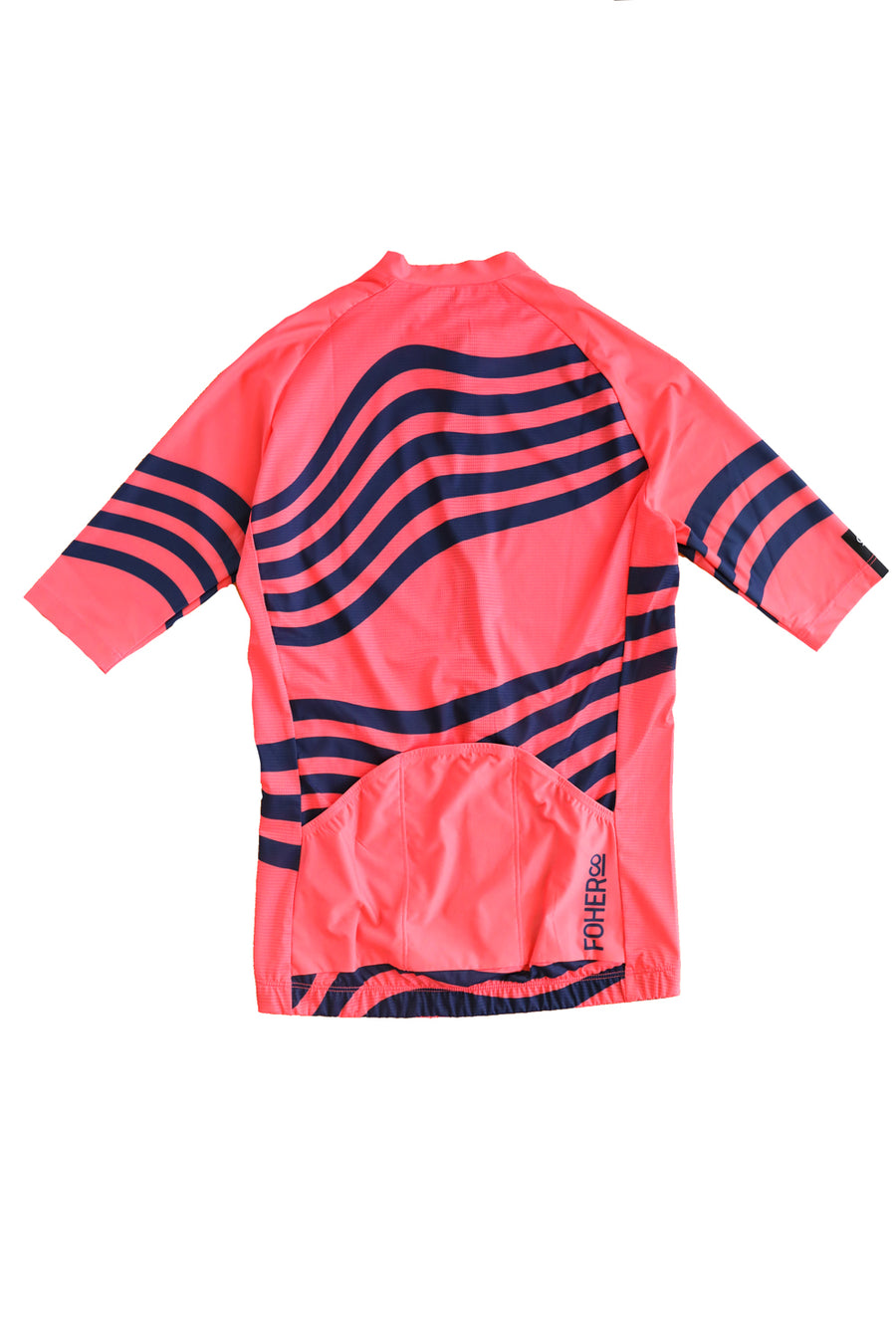Women's Atlas Cycle Jersey Coral