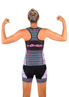 Women's Aurora Celeste Two Piece Tri Short