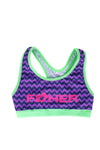 Women's Electro Rhapsody Support Crop