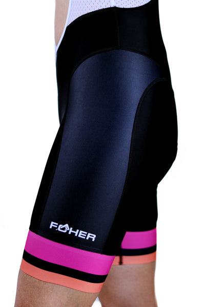 Women's Florence Cycling Bibshort