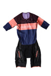Men's Lion Heart Sleeved Tri Suit