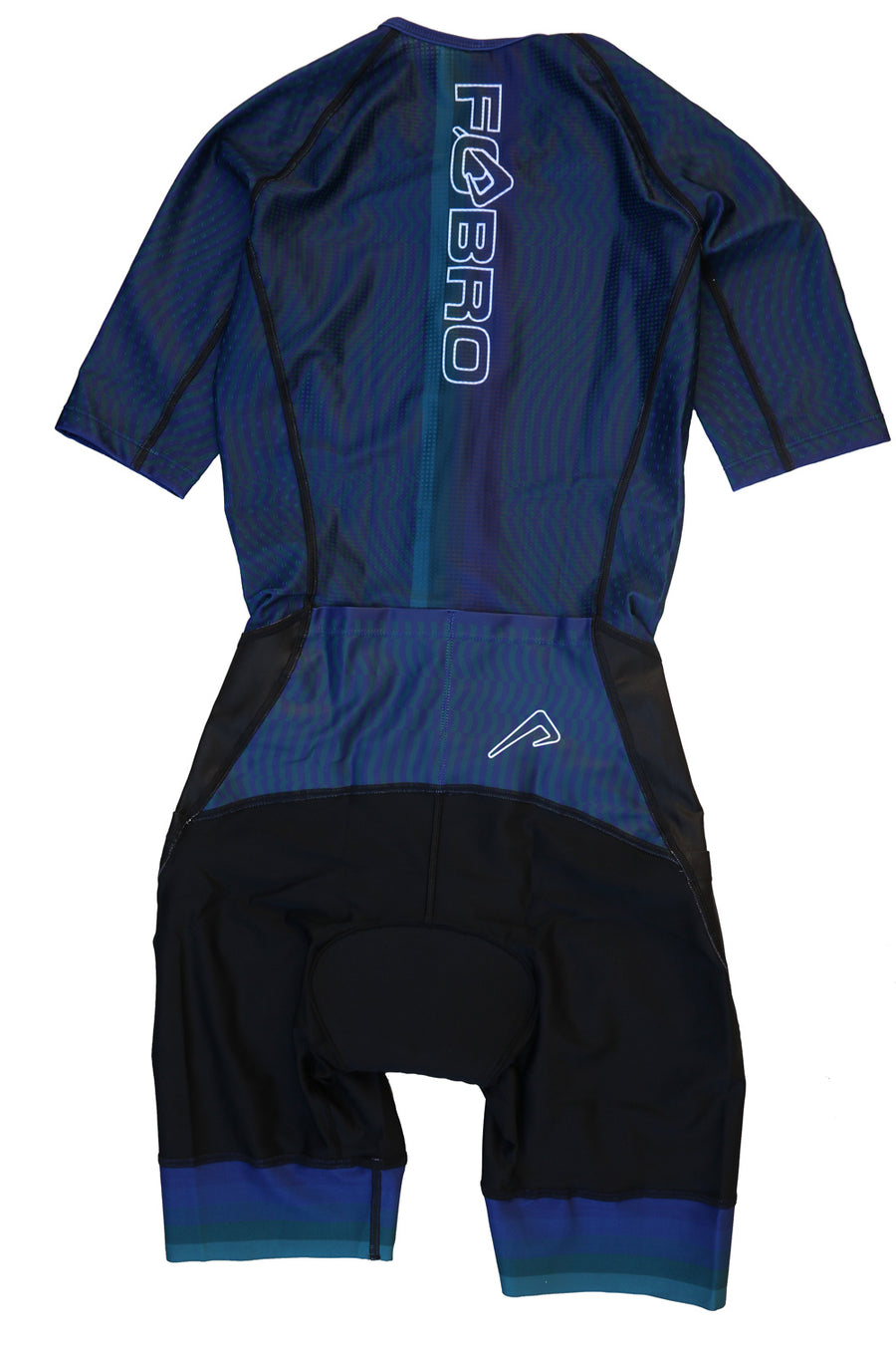 Men's Glitch Sleeved Tri Suit