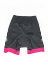 Women's Pink-Grey Smoochy Tri Hipster