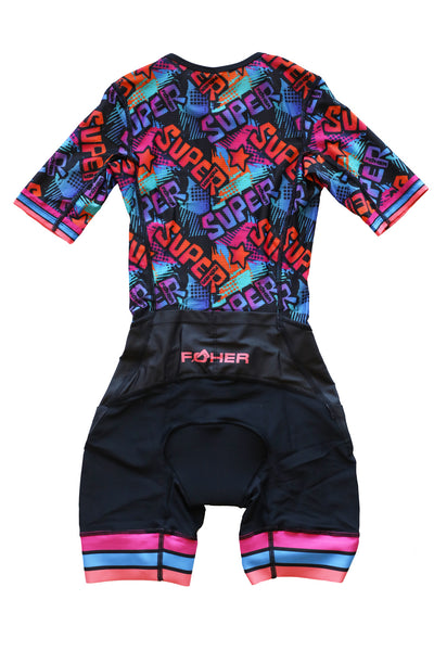 Women's The Super SS Tri Suit