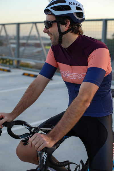 Men's Lion Heart Cycle Jersey