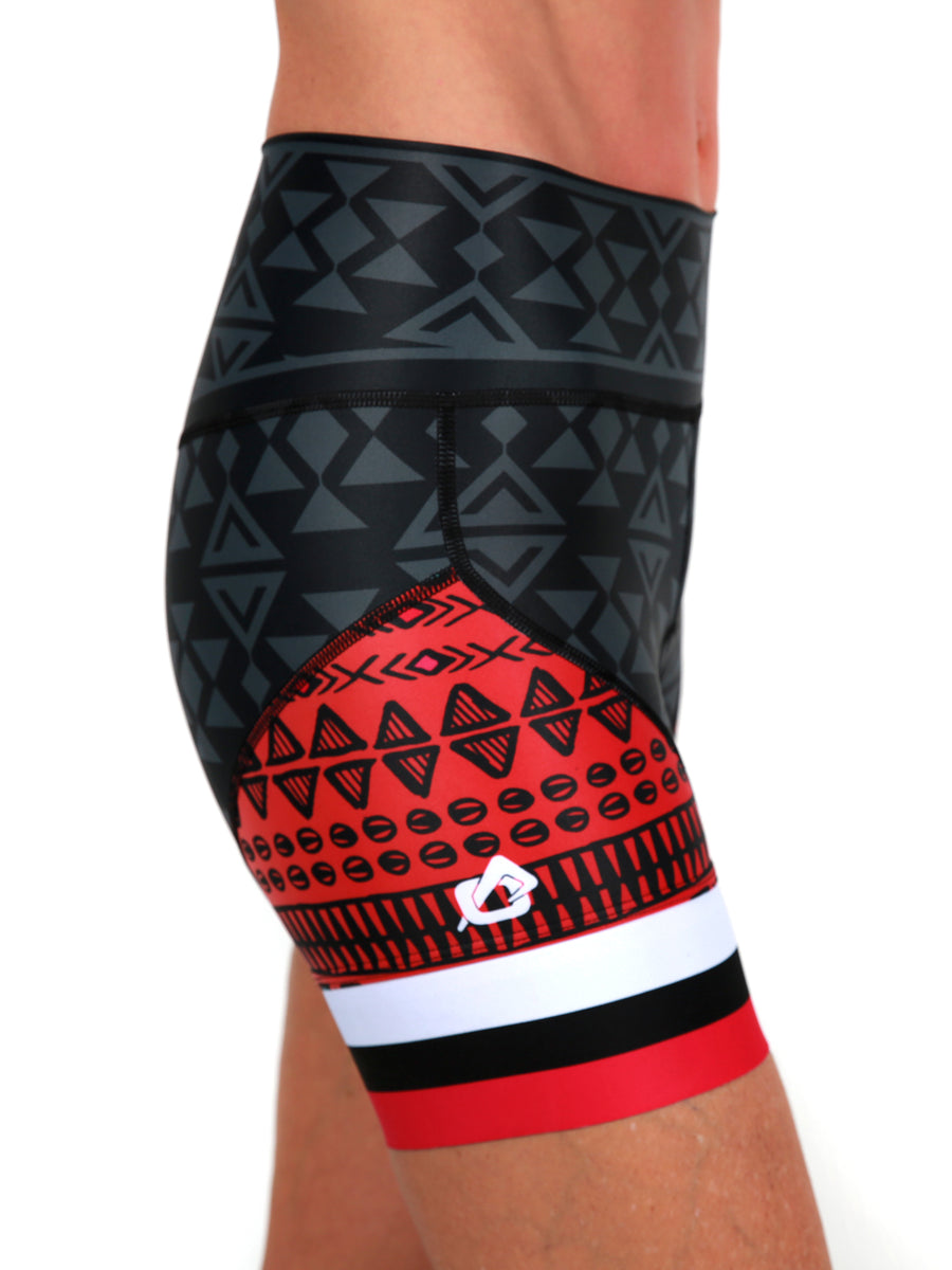 Women's Tribal Orisha Tri Short