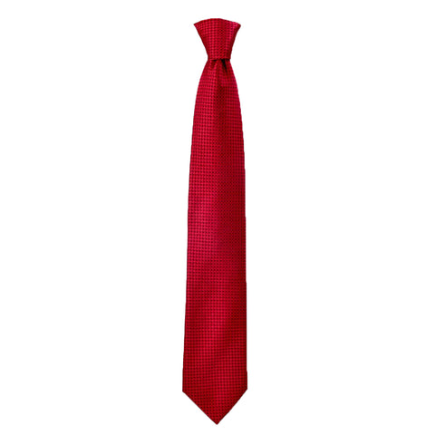 Spotted Walter Tie in Red - Giorgio Mandelli® Official Site | GIORGIO MANDELLI Made in Italy