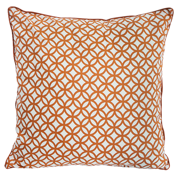 Rings Spice Cushion Cover, Med/Large