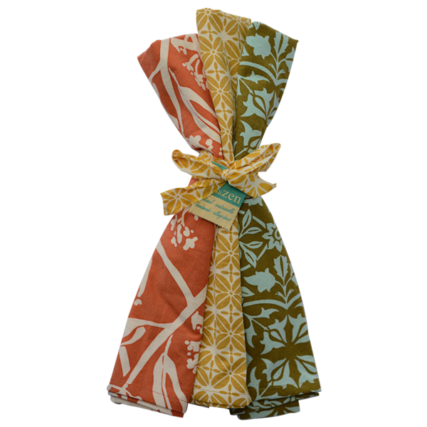 Citrus Tea Towels, set of 3