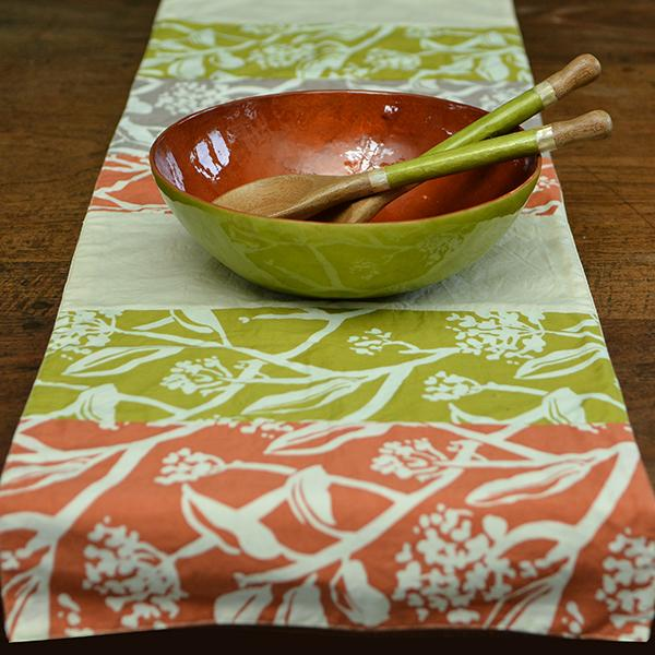Tropical Cotton Runner Short - SALE HOMEWARES