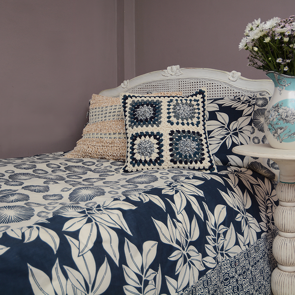 Indigo Duvet Cover, in 2 sizes