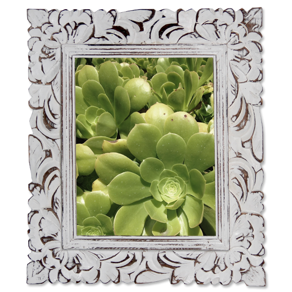 Carved Frame, Large