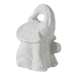 Rustic White Little Elephant