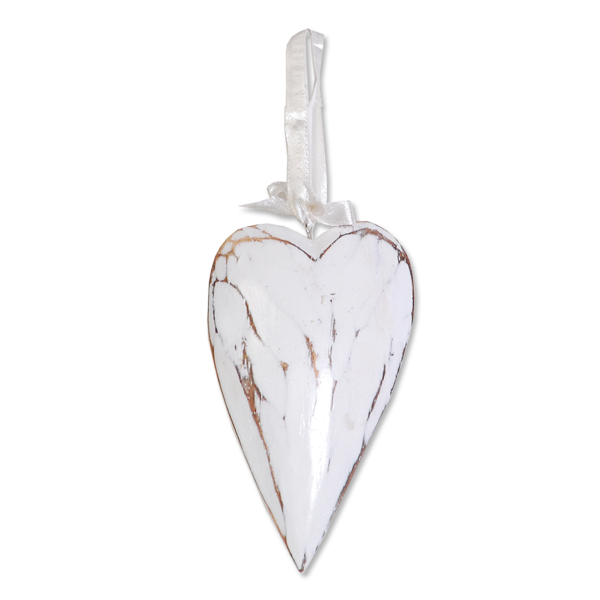 Heart Ornament, Set of 2