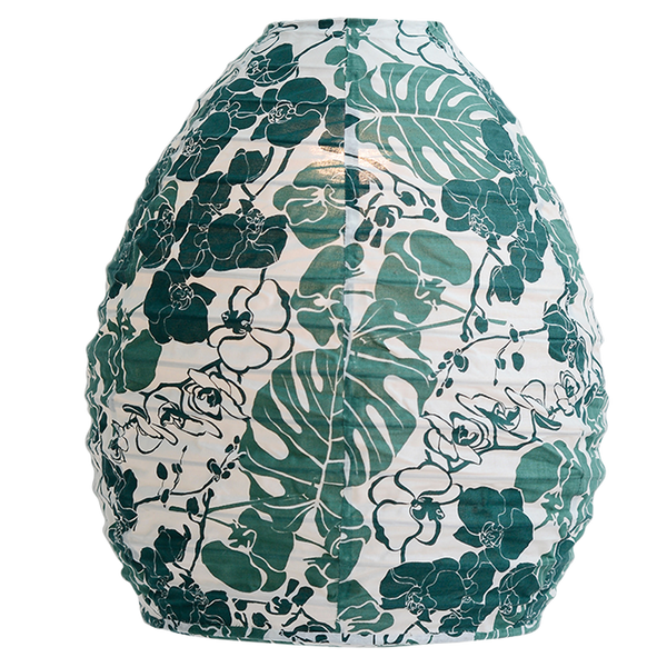 Orchid Emerald Beehive Lampshade