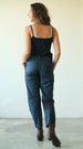 Upcycled Patchwork Utility Pants, 3 sizes - SALE CLOTHING & KIDS