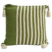 Avocado Crochet Cushion Covers - Wide & Slim Stripes - SALE HOMEWARES