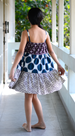 Cool Scrappy Ruffle Dress, 4 sizes