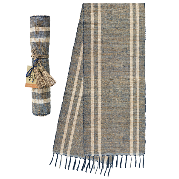 Blue Ocean Vetiver Runner