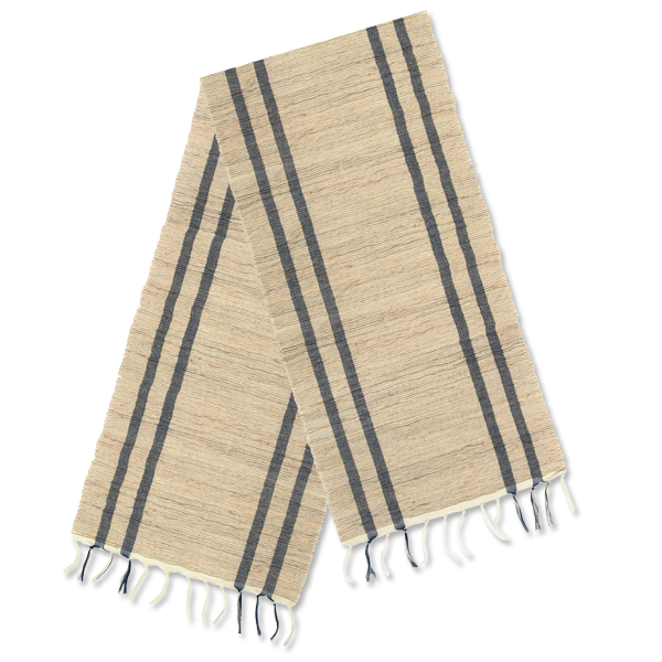 Indigo Natural Vetiver Runner