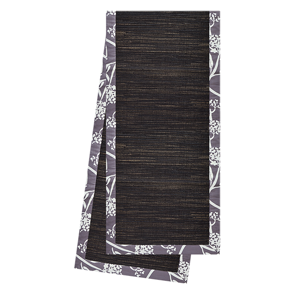 Frangipani Purple Haze Waterlily Runner - SALE