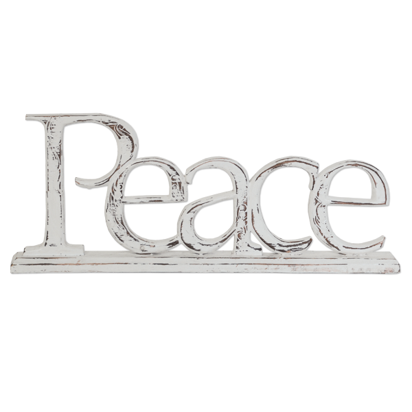 Peace Mantel Message