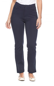 Suzanne staight leg PDR fabric pant