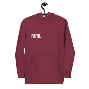 EXCLUSIVE FAITH HOODIE