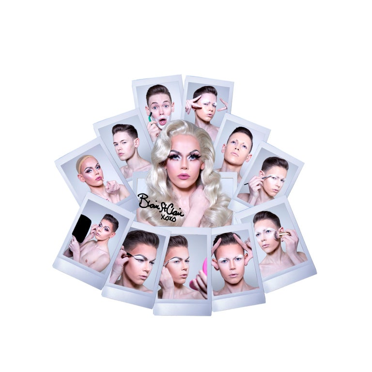 Stages of Blair St. Clair 11x12 - Signed