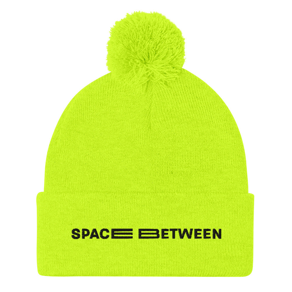 Blair St. Clair Space Between PomPom Beanie