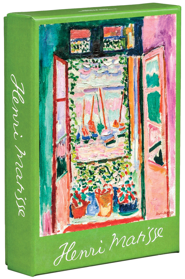 Henri Matisse Notecard Box
