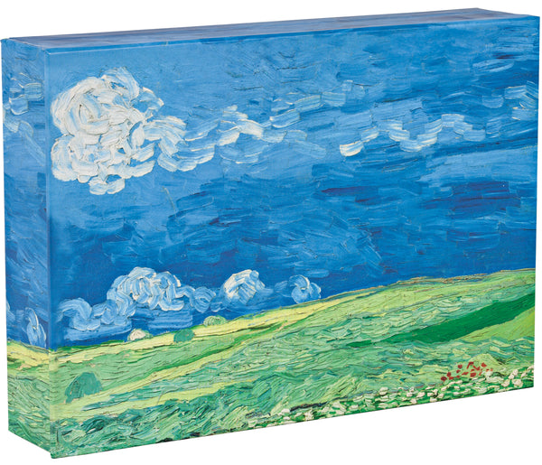 Vincent van Gogh Flip Top Notecard Box