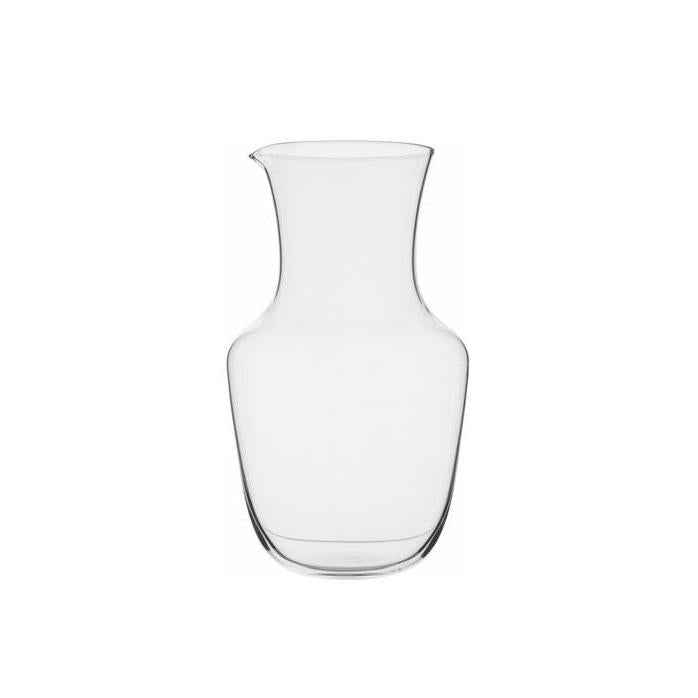 Alpha Water Pitcher, Clear
