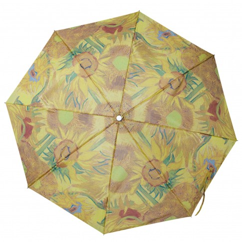 Van Gogh Sunflower Umbrella