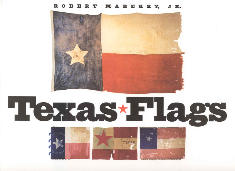 Texas Flags (Softcover)
