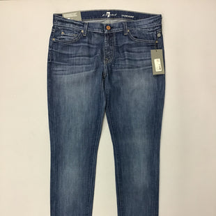 Primary Photo - BRAND: SEVEN FOR ALL MANKIND STYLE: JEANS COLOR: DENIM SIZE: 12 SKU: 136-136173-1328