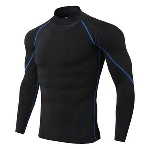 Men's Compression Gym Shirt - FlexActive Fitness