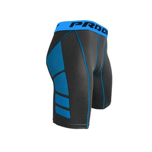 Men's Pro Compression Gym Shorts. - FlexActive Fitness
